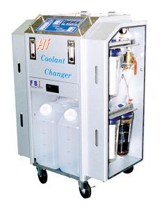 エンジン冷却液交換機 ハイクーラントチェンジャー
